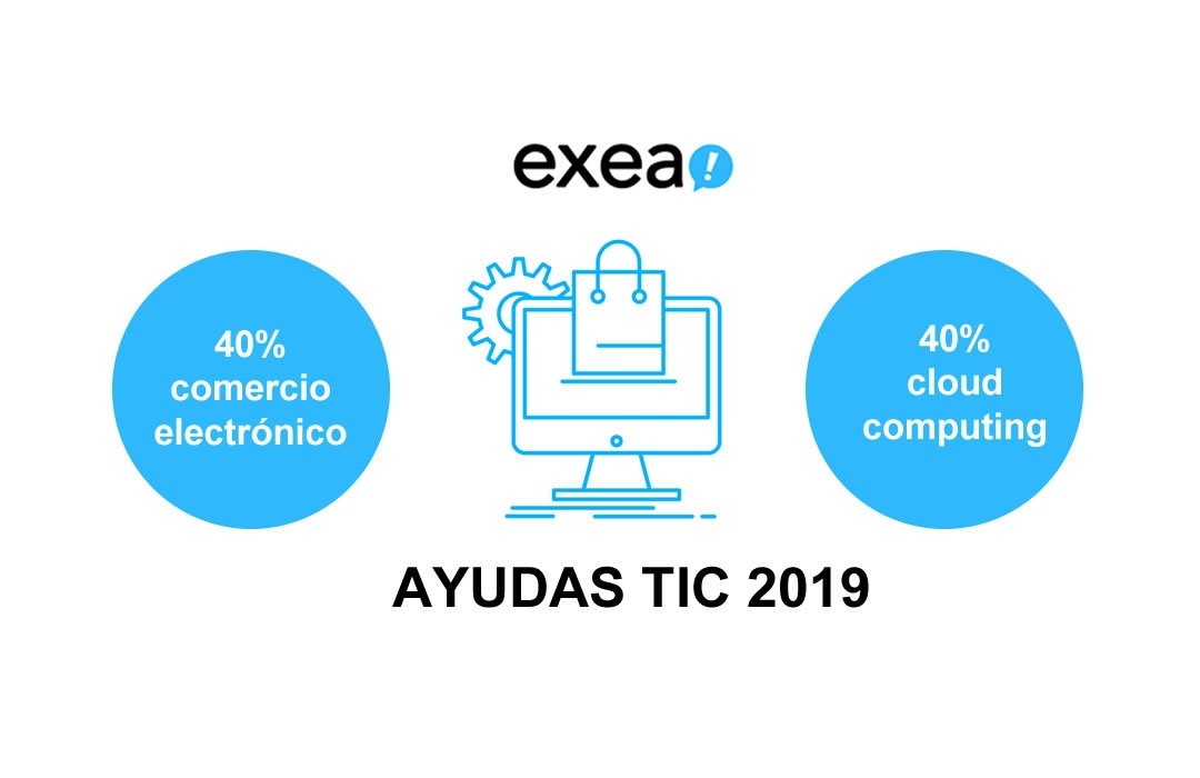 Ayudas TIC 2019 Navarra para ecommerce y cloud computing
